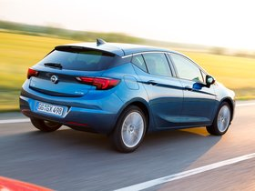 Ver foto 10 de Opel Astra ECOFlex 2015