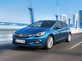 Ver foto 9 de Opel Astra ECOFlex 2015