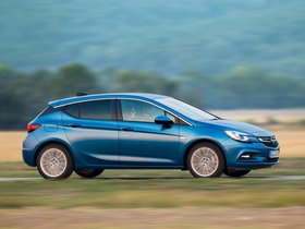 Ver foto 3 de Opel Astra ECOFlex 2015