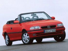 Ver foto 4 de Opel Astra F 1991