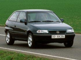 Ver foto 2 de Opel Astra F 1991