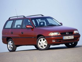 Fotos de Opel Astra F 1991