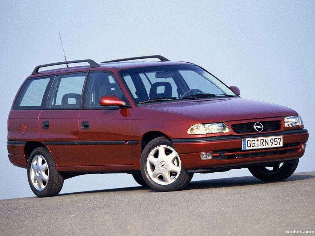 Foto 0 de Opel Astra F 1991
