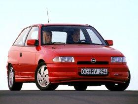 Ver foto 1 de Opel Astra F GSI 1991