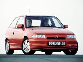 Ver foto 10 de Opel Astra F GSI 1991