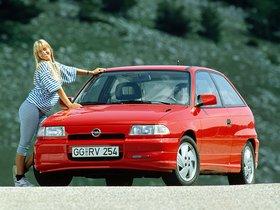 Ver foto 8 de Opel Astra F GSI 1991