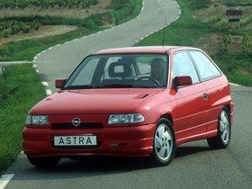 Ver foto 6 de Opel Astra F GSI 1991