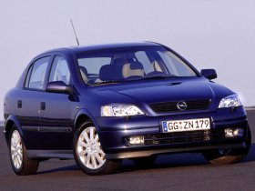 Ver foto 5 de Opel Astra G 1998