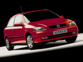 Ver foto 3 de Opel Astra G 1998