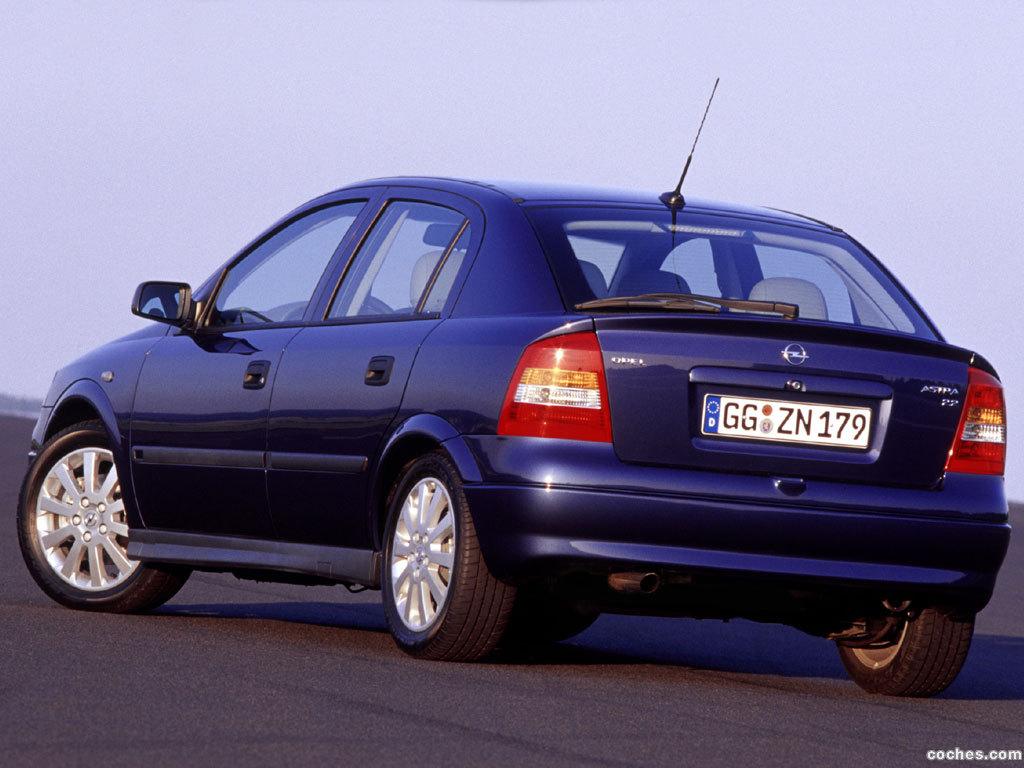 Foto 5 de Opel Astra G 1998