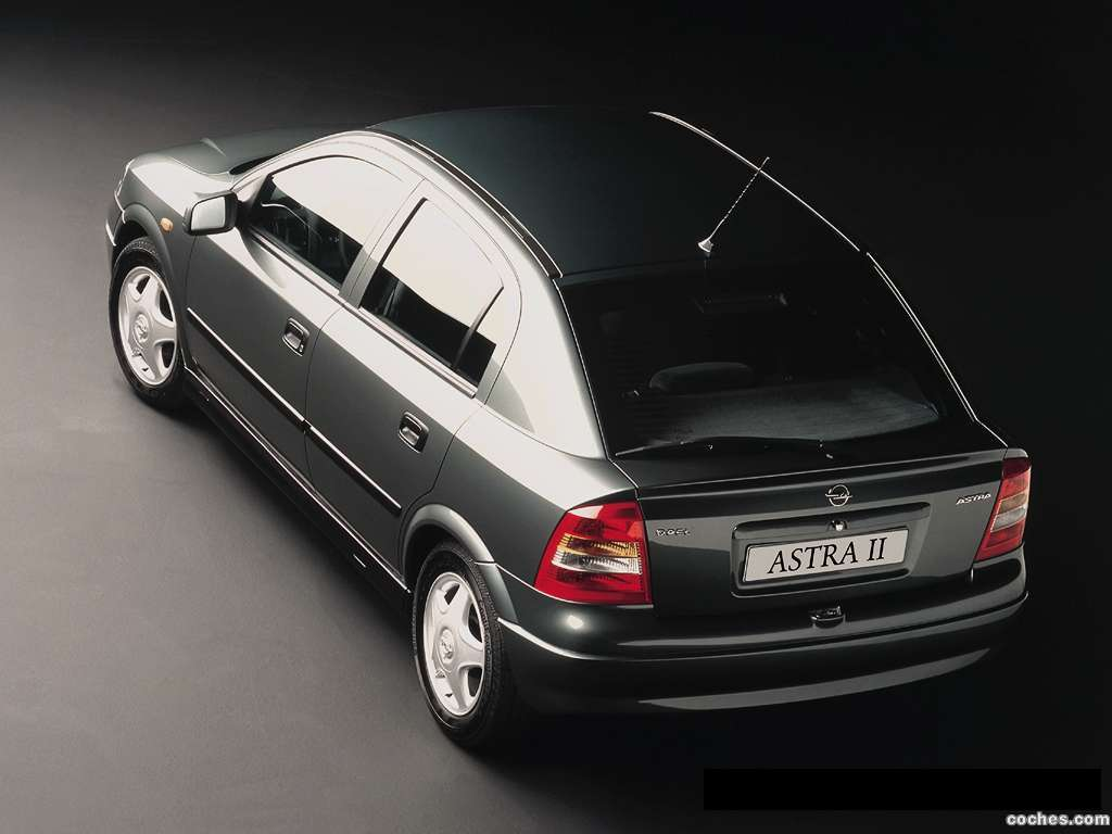 Foto 3 de Opel Astra G 1998