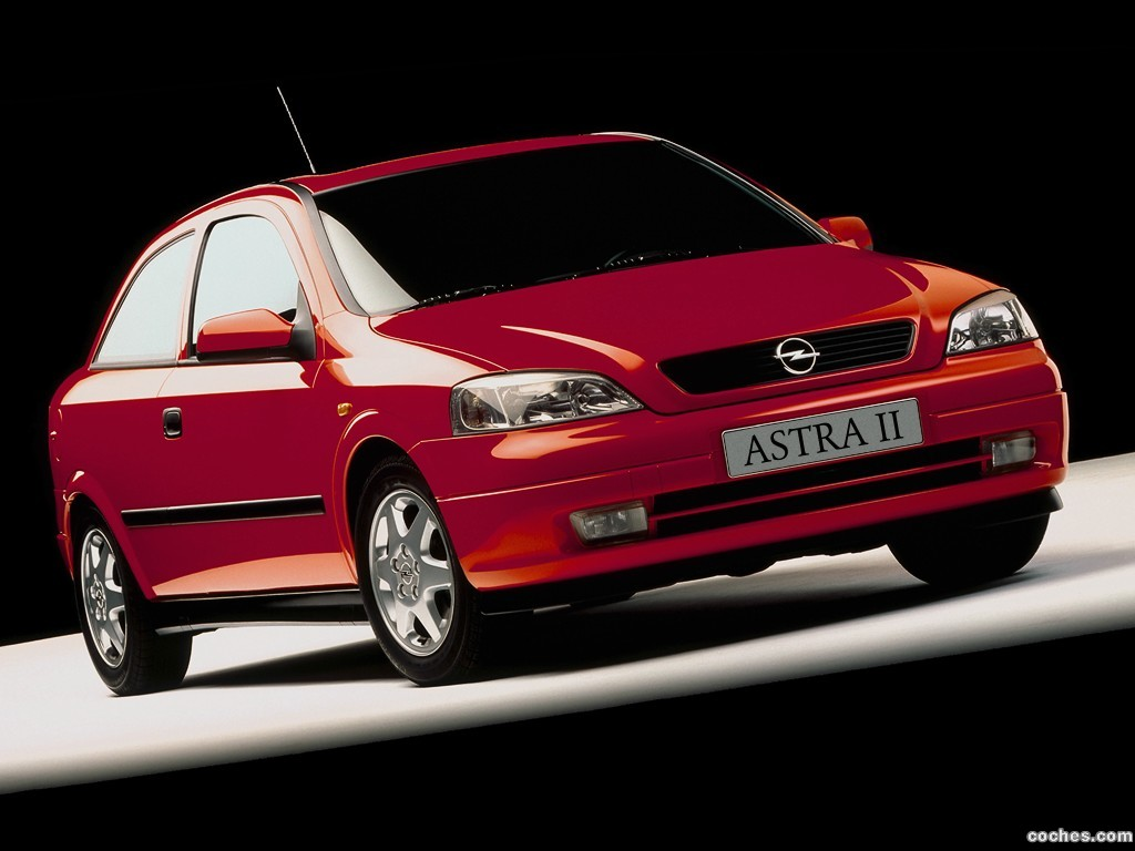 Foto 2 de Opel Astra G 1998