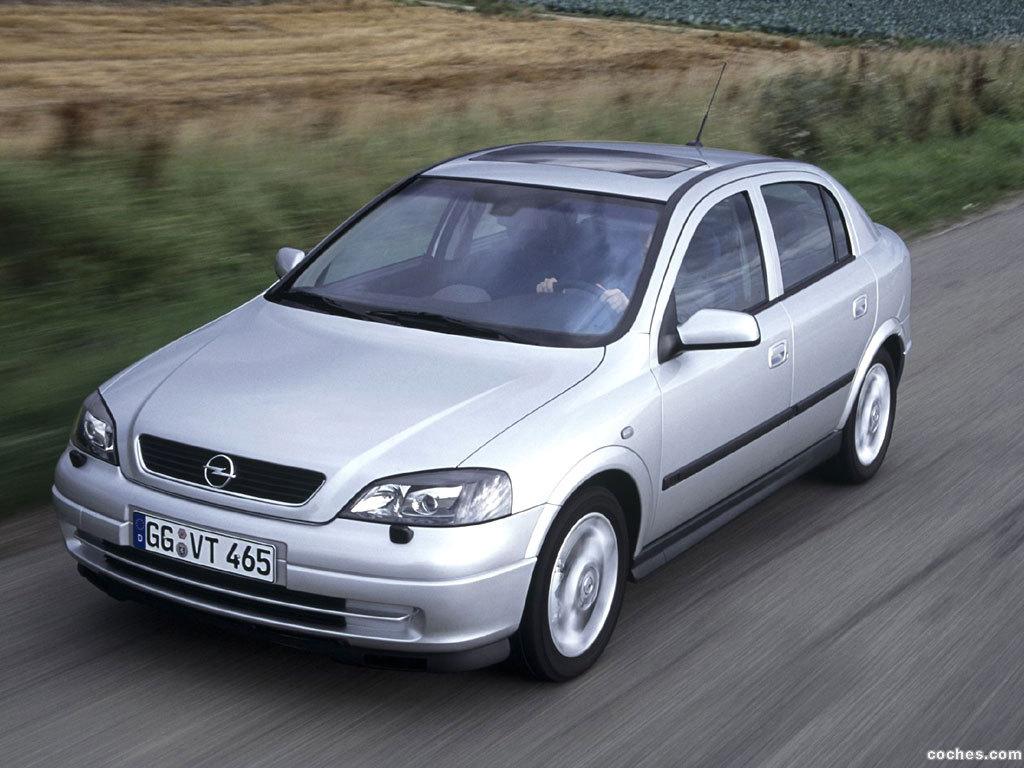 Foto 1 de Opel Astra G 1998