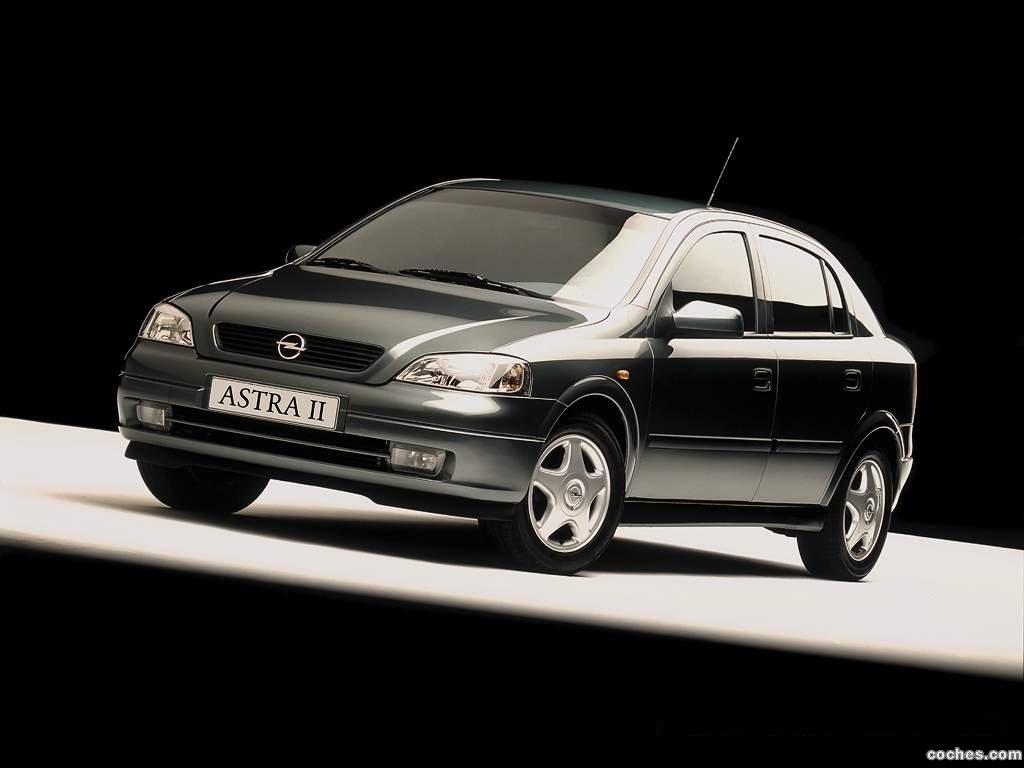Foto 0 de Opel Astra G 1998