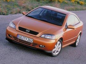 Ver foto 40 de Opel Astra G Coupe 2000