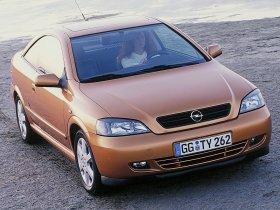 Ver foto 39 de Opel Astra G Coupe 2000