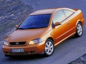 Ver foto 38 de Opel Astra G Coupe 2000