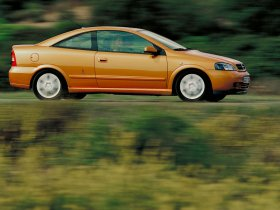 Ver foto 36 de Opel Astra G Coupe 2000