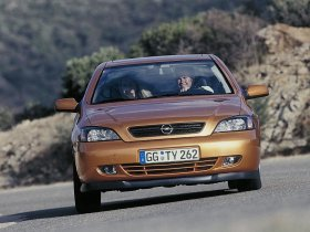 Ver foto 28 de Opel Astra G Coupe 2000