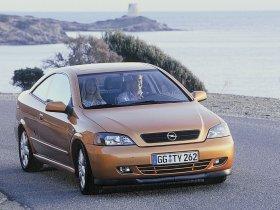 Ver foto 22 de Opel Astra G Coupe 2000