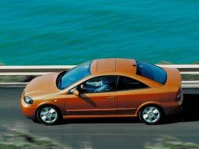 Ver foto 21 de Opel Astra G Coupe 2000