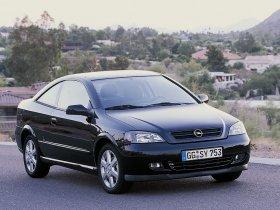 Ver foto 19 de Opel Astra G Coupe 2000