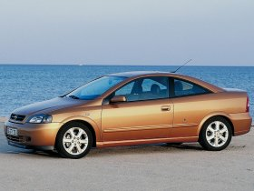 Ver foto 15 de Opel Astra G Coupe 2000