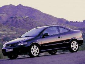 Ver foto 14 de Opel Astra G Coupe 2000