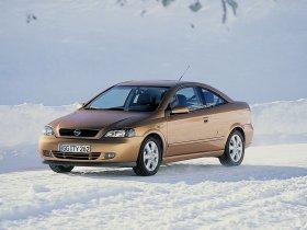 Ver foto 12 de Opel Astra G Coupe 2000