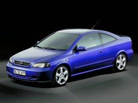 Ver foto 7 de Opel Astra G Coupe 2000