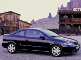 Ver foto 2 de Opel Astra G Coupe 2000