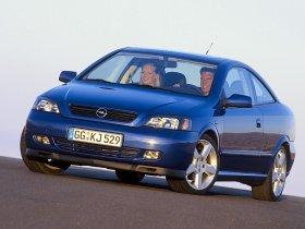 Ver foto 46 de Opel Astra G Coupe 2000