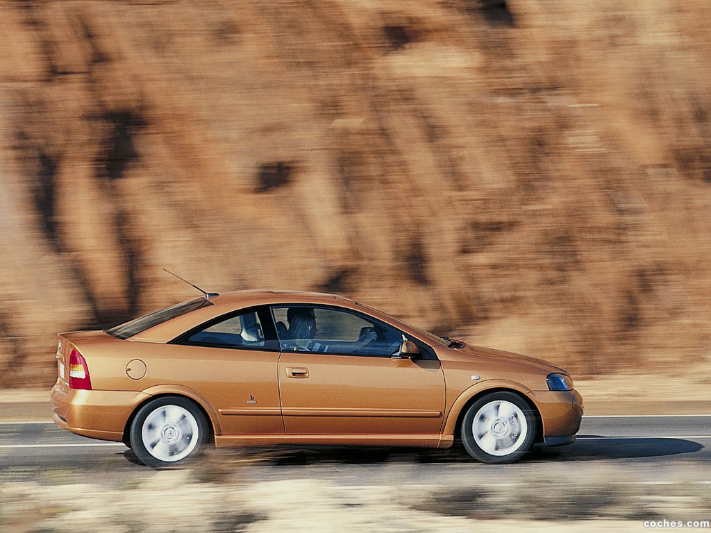 Foto 0 de Opel Astra G Coupe 2000