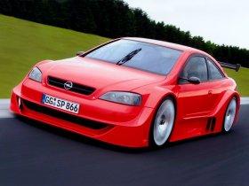 Ver foto 2 de Opel Astra G OPC X-Treme Concept 2001