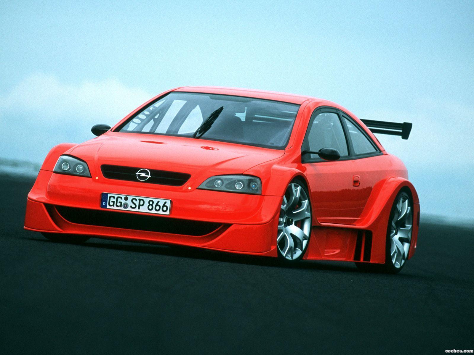 Foto 0 de Opel Astra G OPC X-Treme Concept 2001