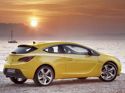 Opel Astra Gtc 1.4 T S-s Enjoy