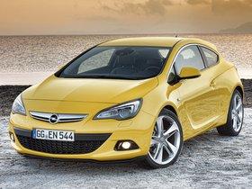 Ver foto 3 de Opel Astra GTC 2011