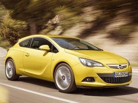 Ver foto 2 de Opel Astra GTC 2011