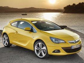Ver foto 1 de Opel Astra GTC 2011