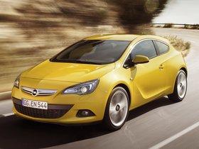 Ver foto 14 de Opel Astra GTC 2011