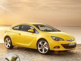 Ver foto 10 de Opel Astra GTC 2011