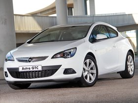 Fotos de Opel Astra GTC 2011