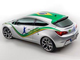 Ver foto 2 de Opel Astra GTC Copacabana 2014