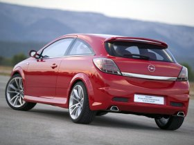 Ver foto 11 de Opel Astra GTC HP Concept High Perfomace 2005