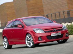 Ver foto 8 de Opel Astra GTC HP Concept High Perfomace 2005