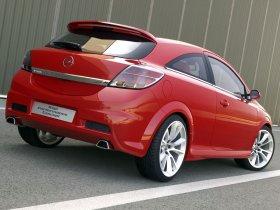 Ver foto 5 de Opel Astra GTC HP Concept High Perfomace 2005