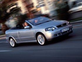 Ver foto 14 de Opel Astra Gonvertible G 2001