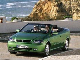 Ver foto 5 de Opel Astra Gonvertible G 2001