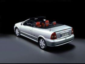 Ver foto 4 de Opel Astra Gonvertible G 2001