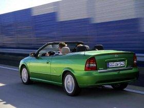 Ver foto 2 de Opel Astra Gonvertible G 2001